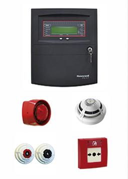 Sistema De Detección De Incendios Inteligente Gent By Honeywell